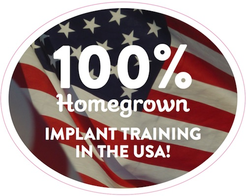 implant training in the usa