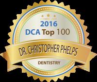 top dentist dr chris phelps