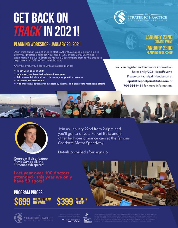2021 Planning Event